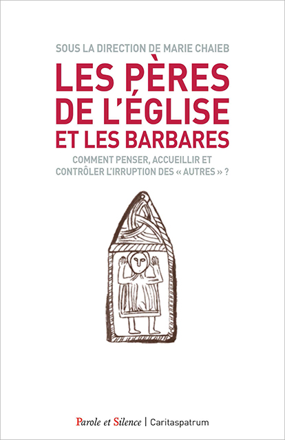Couverture Livre Les Pères et les barbares - M. L. Chaieb