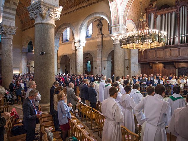 Messe rentrée solennelle 2019